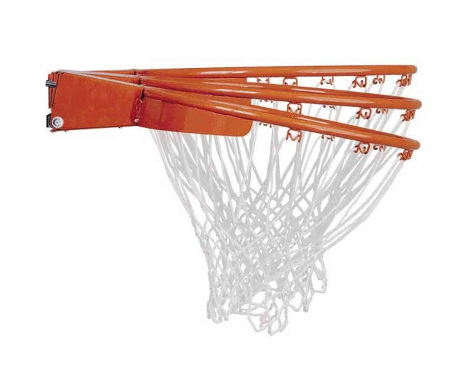 many modern rims offer springs to absorb force from dunks