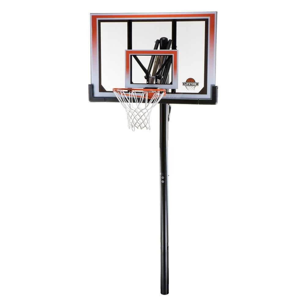 Lifetime 90040 Portable Basketball System Review further Spalding Arena View Basketball System Review together with Double Shoot Electronic Basketball Hoop moreover Pop Shot Basketball Arcade Review likewise Lifetime 71799 Ground Basketball System Review. on sportcraft basketball arcade