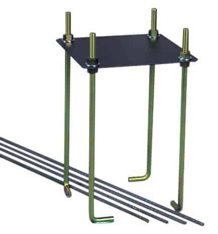 high end basketball hoops often can be installed using anchor kits - In Ground Basketball Hoop