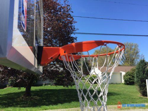 Spalding Hybrid Portable Basketball Hoop Rim