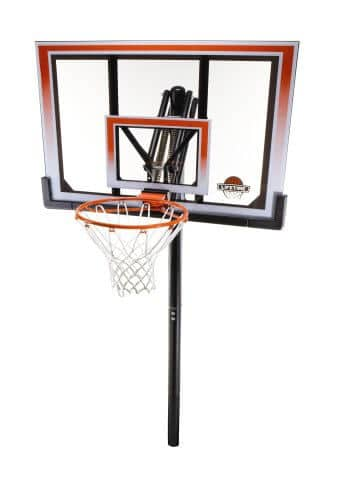 Best option for storms spalding basketball hoop 54 inches