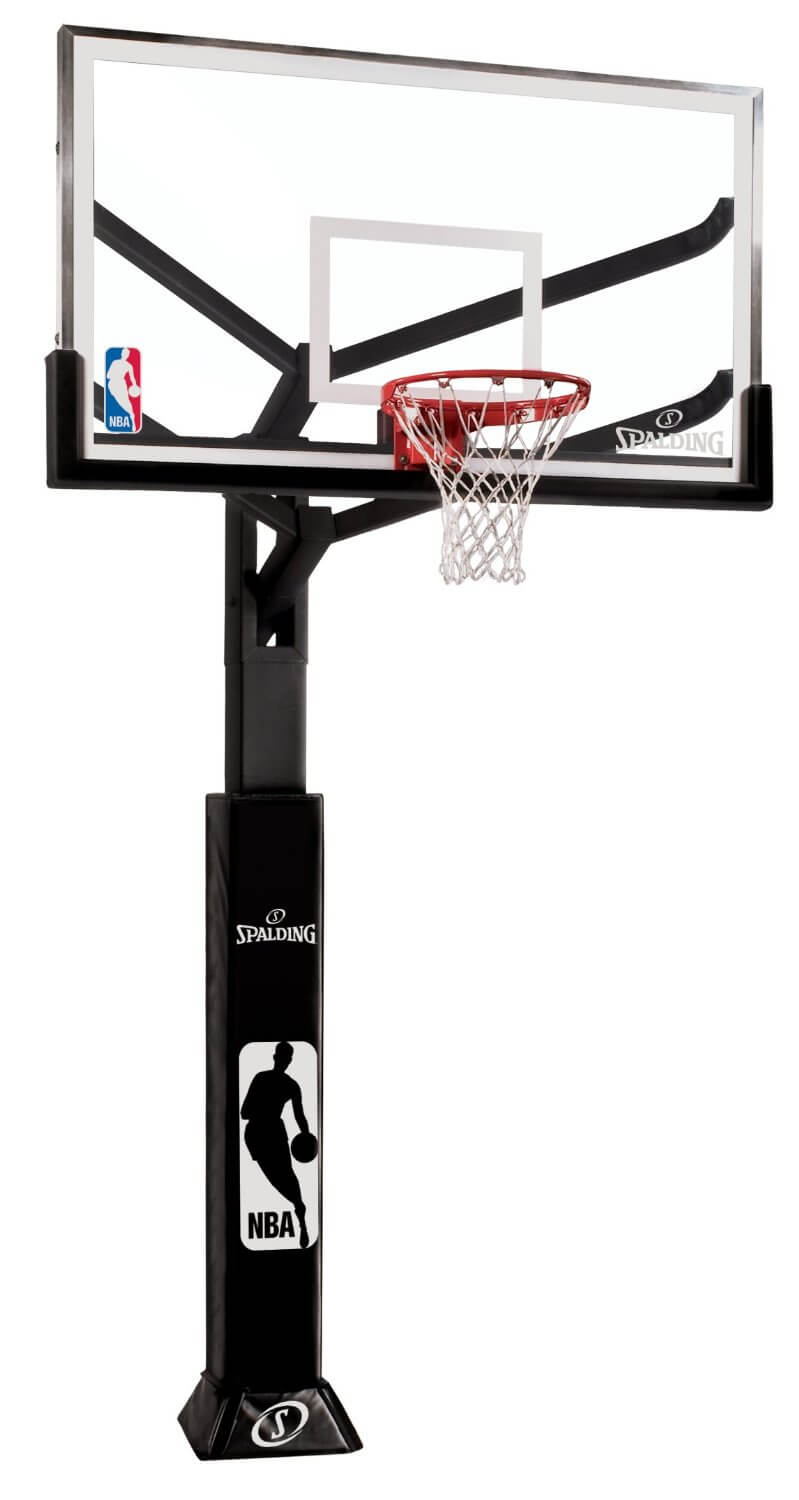 Spalding Arena View Basketball System Review
