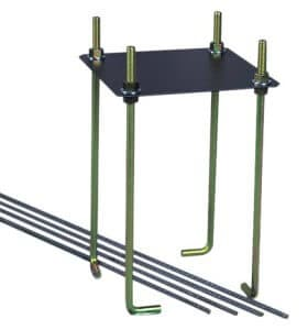 High End Basketball Hoops Often Can Be Installed Using Anchor Kits