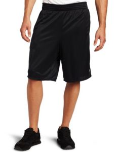 champion men's crossover basketball shorts
