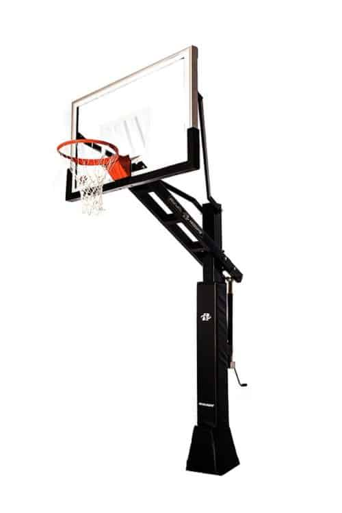 ryval c660 in ground basketball hoop review