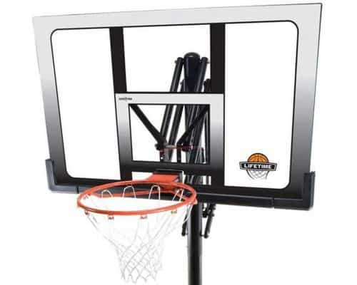 Lifetime 71281 In-Ground Basketball Hoop