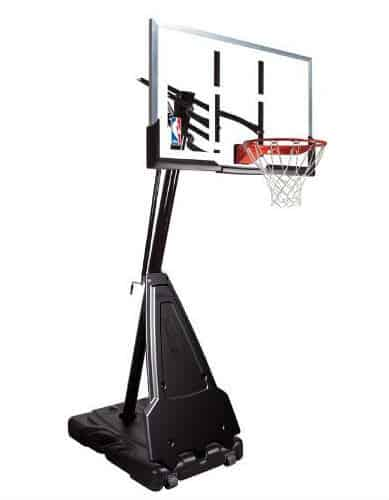 Spalding 60 Inch Portable Basketball System
