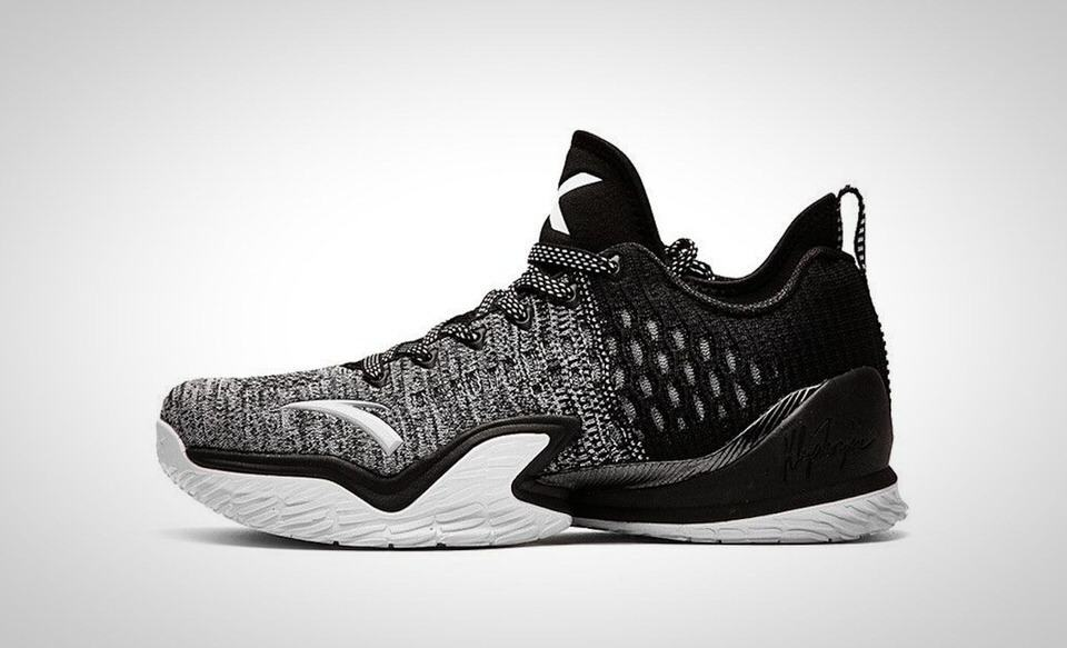best cheap basketball shoes - anta 3